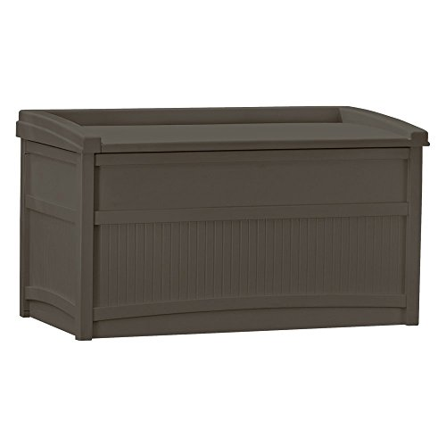 [Suncast DB5500J 50-Gallon Deck Box with Seat] (Deck Box Lid)