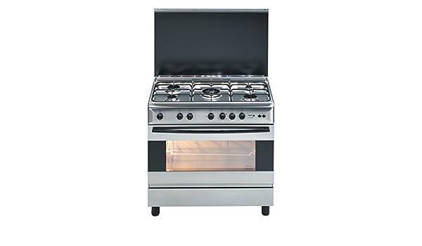 Fagor 3CF-950SX BUT - Cocina (Cocina independiente, Acero ...