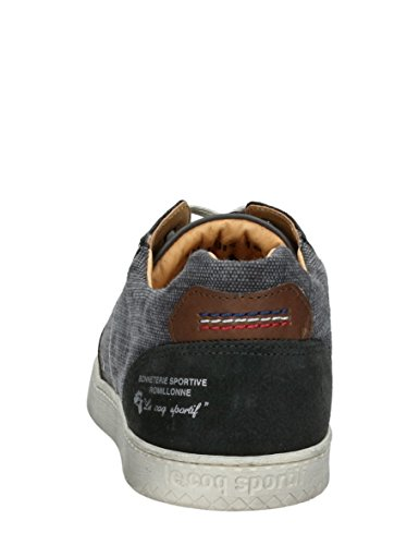 Le Coq Sportif, Sneaker uomo Grigio * Auditors Target Value 7ZW DARK SHADOW