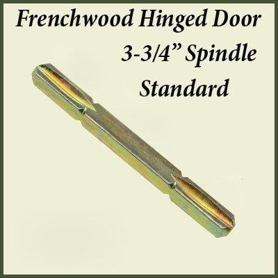 Andersen Spindle, 3-3/4 Long, Frenchwood Hinged Door - 2579830