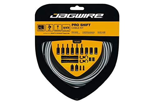 Jagwire Pro Shift Cable Kit Black, One Size