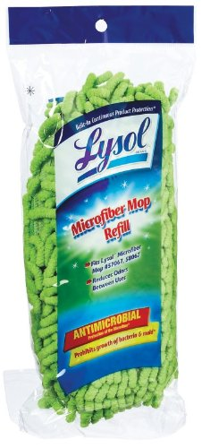 Lysol Microfiber Dust Mop - Magnet Mop Refill Microfiber