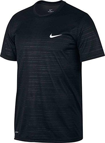47011c5d Amazon.com: Nike Men's Dry Legend Emboss Training T-Shirt (Small ...