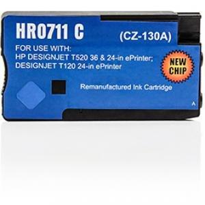 Cartucho de tinta compatible para impresora HP Designjet T120 ...