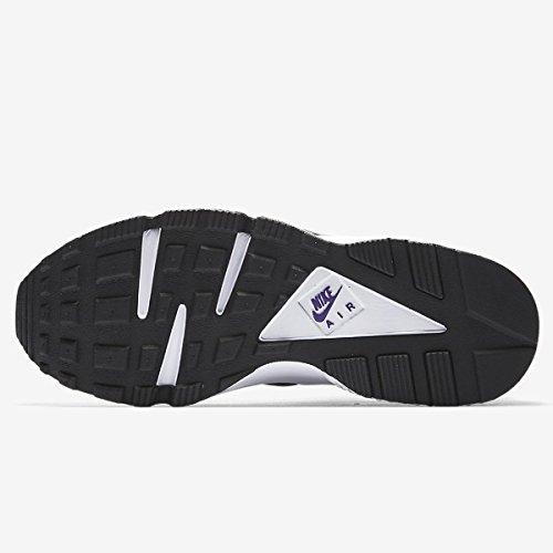Nike Air Huarache Run 91 QS Black/Purplepunch/Black/White Black/Purplepunch/Black/White