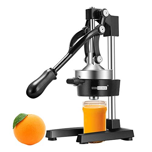 VIVOHOME Heavy Duty Manual Hand Press Citrus Orange Juicer Squeezer Machine