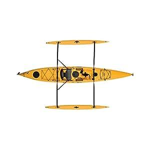 Hobie Mirage Adventure Island Kayak - Golden Papaya