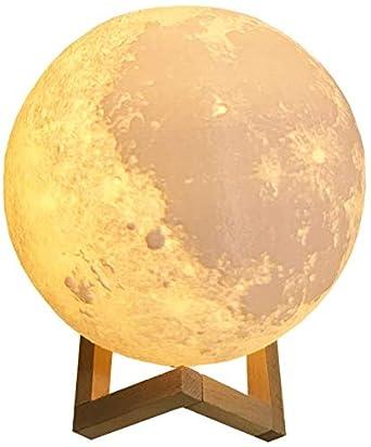 Cuidado lámparas LED recargable Luz Luna Ojo de la noche de la ...