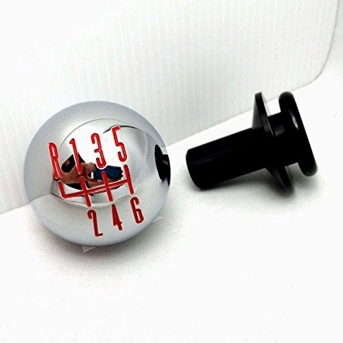 6 speed shift knob mustang - 8