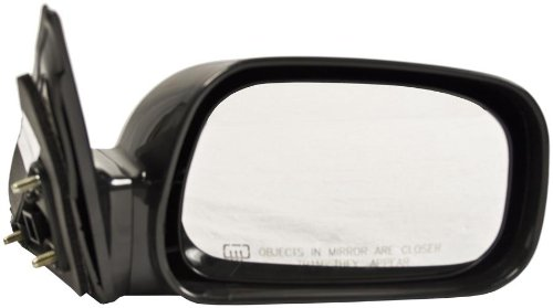 OE Replacement Toyota Camry Passenger Side Mirror Outside Rear View (Partslink Number TO1321168)