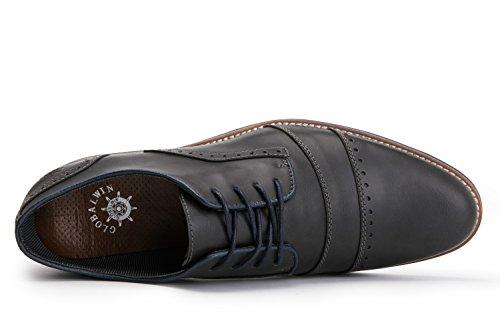 Globalwin Chelsea Mens 55grey 1638 Boots rxwdCq0rE