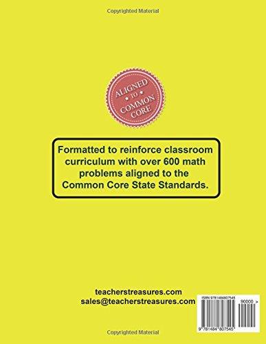 North Carolina 4th Grade Math Test Prep: Common Core Learning ...