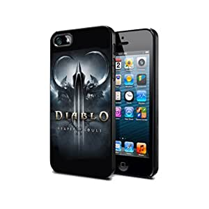 Diablo 3 Game Dlo1 Silicone Case Cover Protection For iPhone 5c @boonboonmart