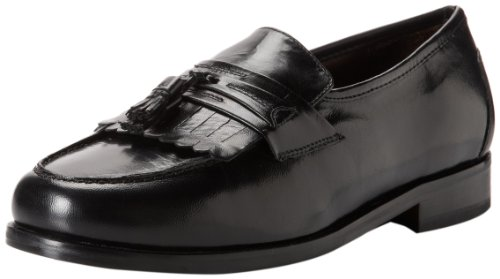 Nunn Bush Men's Manning Tassel Loafer,Black,11 M by Nunn Bush