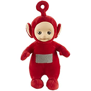 Teletubbies Cm Talking Po Soft Plush Toy By Character Options