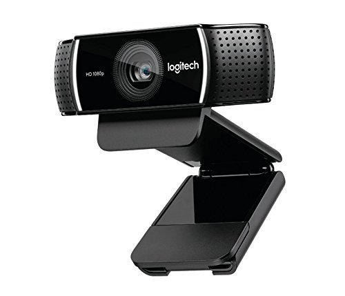 Renewed  Logitech C922 Pro Stream Webcam 1080P Camera for HD Video Streaming  amp; Recording at 60Fps