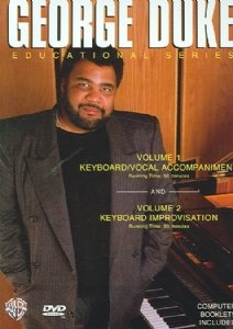 George Duke, Vol 1 & 2 (DVD)