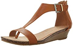 T strap sandal