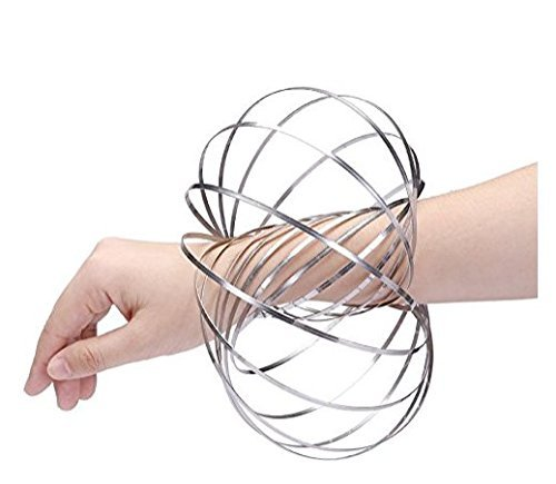 Amazon Com Z Zhouhai Multi Sensory Magic Flow Ring Kinetic