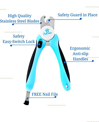 Buy rated dog nail clippers