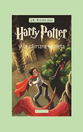 Harry Potter y la cámara secreta (Libro 2) eBook: Rowling