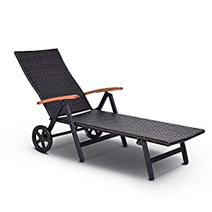 41YH2zxO9HL._SS300_ 50+ Wicker Chaise Lounge Chairs