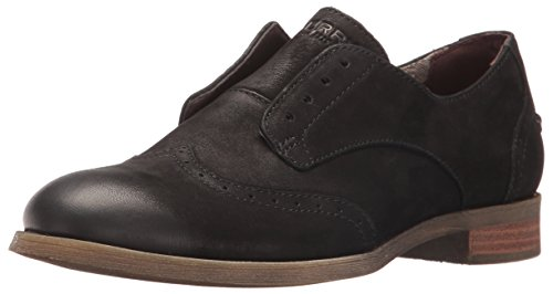 Sperry Top-Sider Women's Victory Gill Oxford, Black, 11 M US