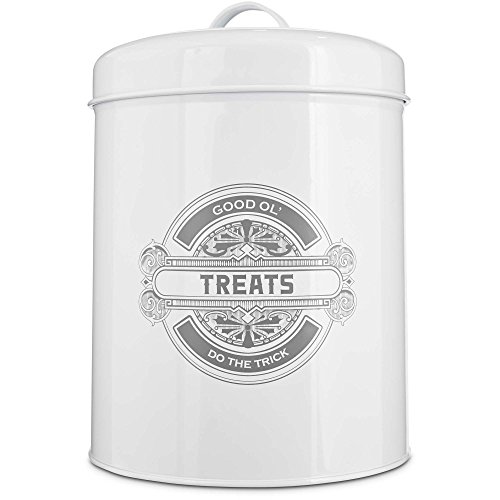 Harmony Tin Treat Jar, Large - Tin Jar Cookie