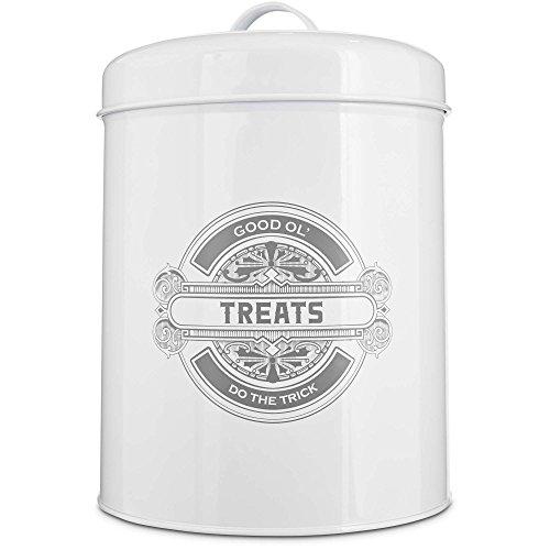 Tin Cookie Jar - Harmony Tin Treat Jar, Large
