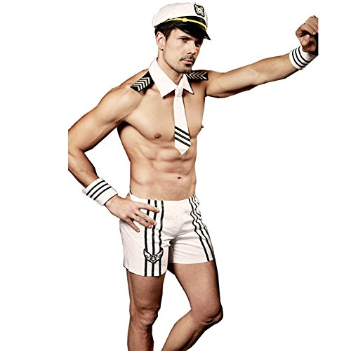 Sbra Womens Mens Sexy Uniform Costume Temptation Cosplay Lingerie Erotic Bedroom Teddy Set