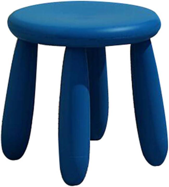 HHXD Mesa y silla para niños Seguroy protegido/Mesa de juego Plástico ecológico PP/De Los Niños de Pre Kindergarten Sala/azul / 1Chair: Amazon.es: Bricolaje y herramientas