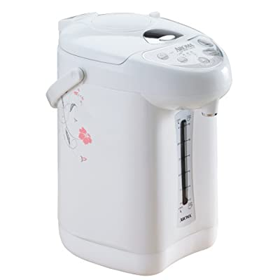 Aroma Hot Water Central 4-Quart Air Pot/Water Heater