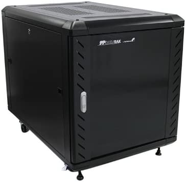 Amazon Com Startech Com Rk1236bkf 12u 36 Server Rack Cabinet Computers Accessories