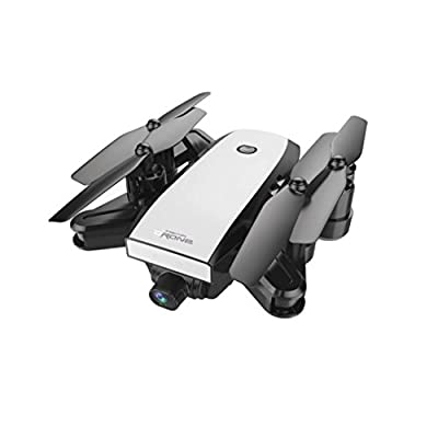 Dirance LH-X28GWF LED RC Quadcopter Drone, Dual GPS WIFI FPV 1080P 2.0MP HD Camera Helicopter, Headless Mode & Attitude Hold & One Key Return from Dirance