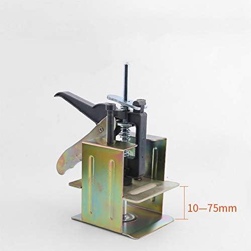 Haodou Ajuste de la altura del azulejo altura superior pavimentaci/ón piso baldosa dispositivo de nivelaci/ón baldosa nivelador posicionador manual elevador