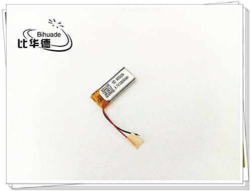 BIHUADE 3.7V 100MAH 600926 Lithium Polymer Li-Po Rechargeable Battery For DIY Mp3 MP4 MP5 GPS