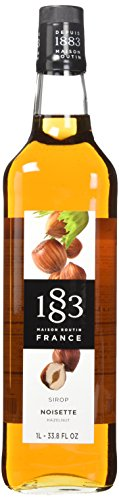 (1883 Philibert Routin Noisette Hazelnut Syrup 1l)