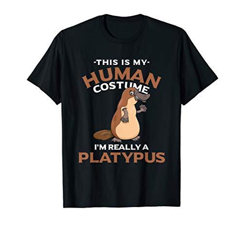 I'm really a Platypus T-Shirt -