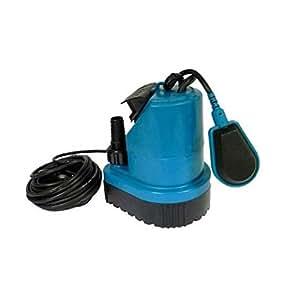 Bomba de drenaje y de vaciado para agua–750Watts