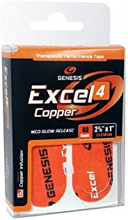 Genesis Excel Copper Performance Tape - Orange