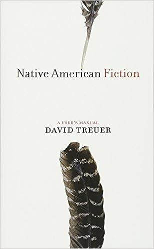 Amazon Native American Fiction A Users Manual 9781555974527