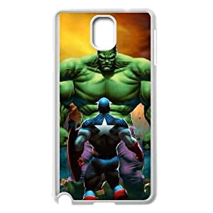 Hulk Samsung Galaxy Note 3 White Cell Phone Case TAL856740 Cell Phone Case Active