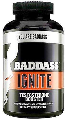 Baddass Nutrition - Ignite
