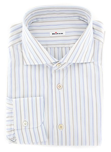 new-kiton-light-blue-striped-slim-shirt