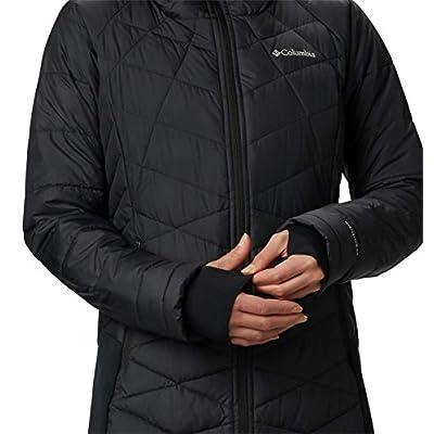 Columbia Heavenly Long Hybrid Jacket: Clothing