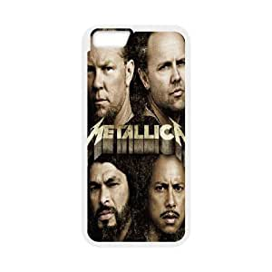"Band King Metallica James Hetfield Hard Plastic phone Case Cove For Apple Iphone6/Plus5.5"" screen Cases JWH9187498"