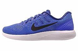 Nike Men's Lunarglide 8 Running Shoes (9.5, Racer Blueblack)
