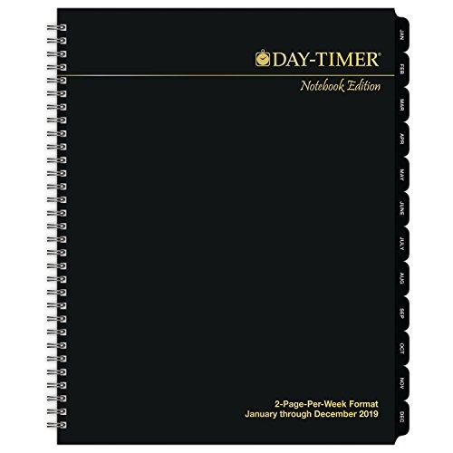Day-Timer 2019 Planner Refill, 8-1/2