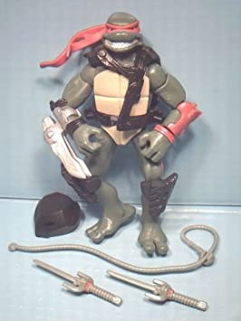 Teenage Muntant Alien Hunter Raphael de las Tortugas Ninja ...
