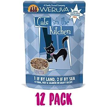 Amazon Com Weruva Cats In The Kitchen Grain Free Natural